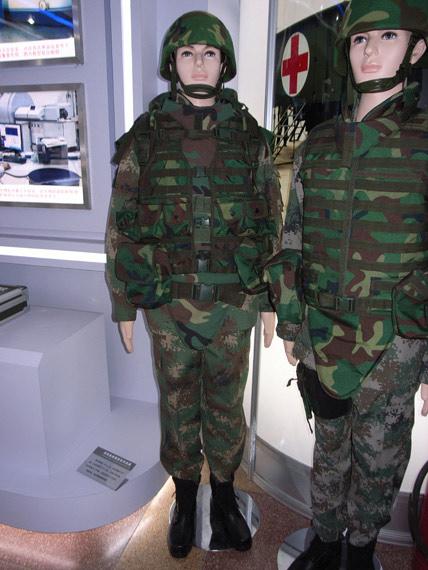 07制式军装-军服将以研制功能防护服装为重点图片