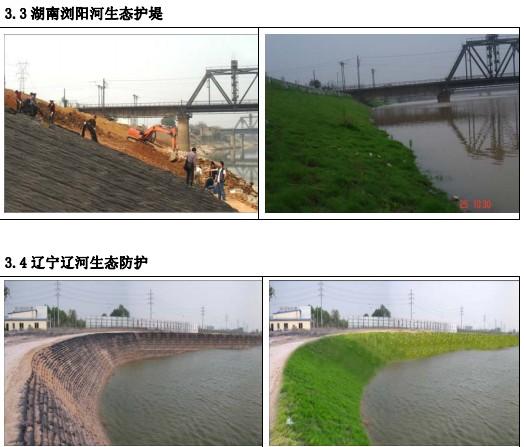 金字塔柔性生态防护系统在环境污染治理与生态修复中