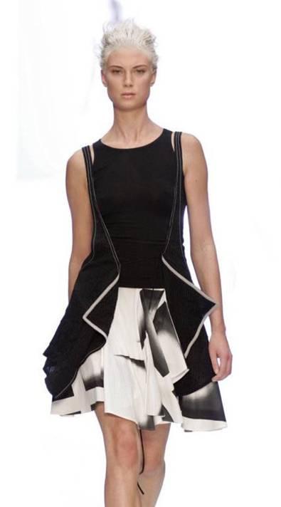 [服装设计]常用服装面料设计方法(图)