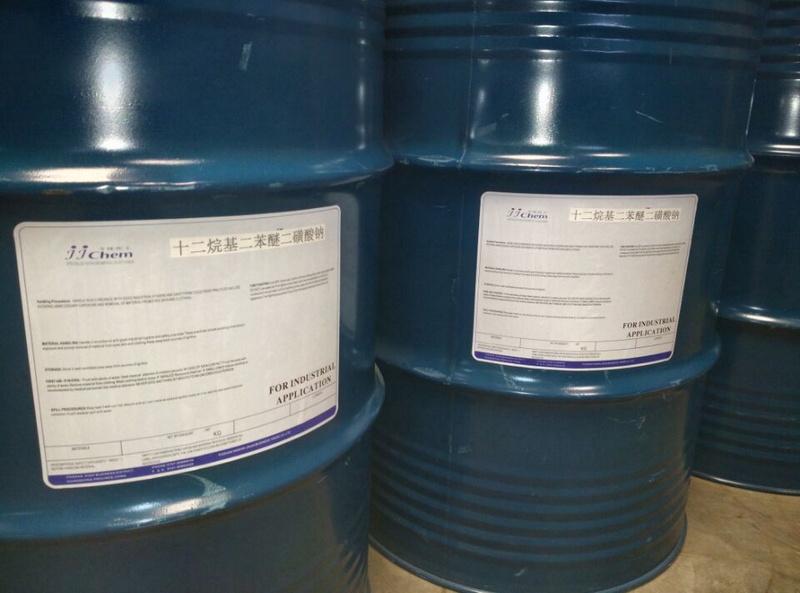 高性能阴离子表面活性剂  十二烷基二苯醚二磺酸钠